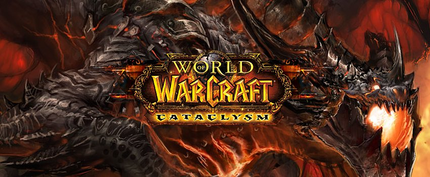 World of Warcraft: Catacylsm Expansion Content